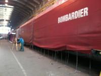Vagon takaróponyva