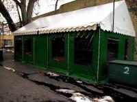 Zöldséges sátor