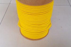 Sárga gumikötél