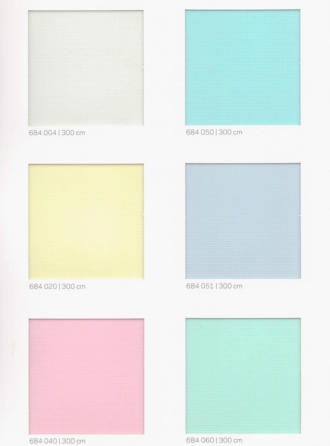 Speciális fényáteresztő ponyva színek