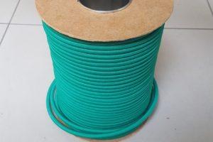 Zöld gumikötél